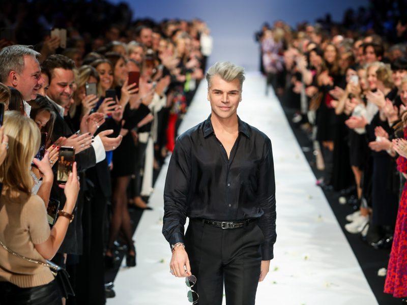 """J. Statkevičiaus """"Haute Couture"""" kolekcijos pristatymas"""