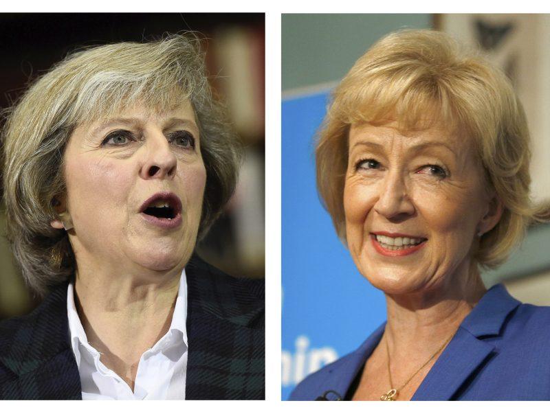 Britanija turės pirmąją premjerę po M. Thatcher