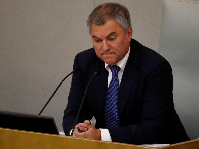 Rusijos konstitucijoje gali būti paminėtas Dievas