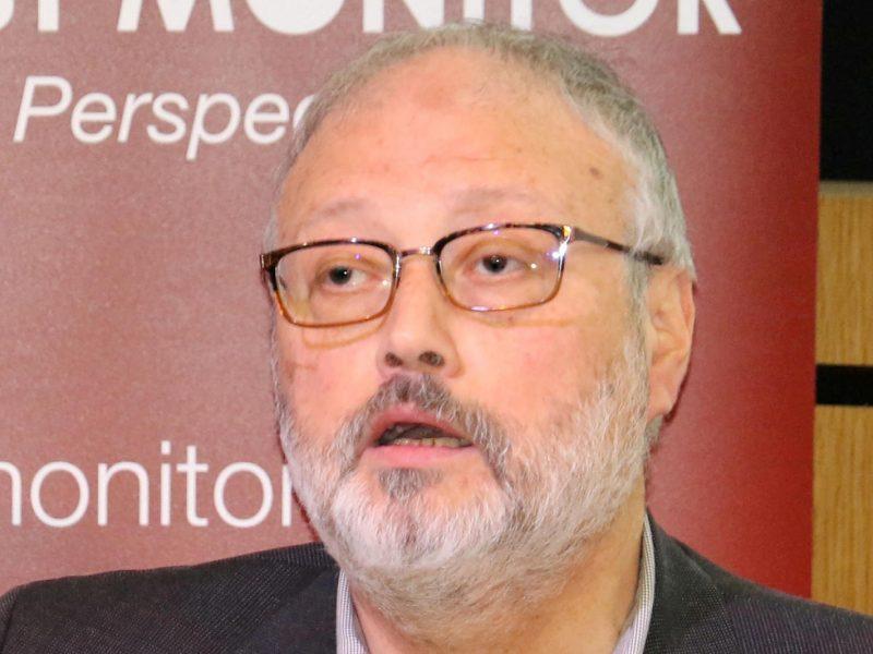 Žiniasklaida: J. Khashoggi maldavo žudikų jo nedusinti