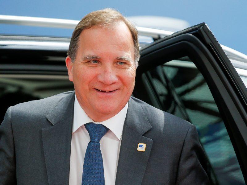 Švedija siunčia princesę ir premjerą į balsavimą dėl teisės rengti 2026-ųjų olimpiadą