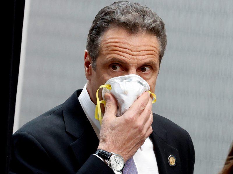 Gubernatorius: Niujorke nuo reto su COVID-19 susijusio sindromo mirė vaikas