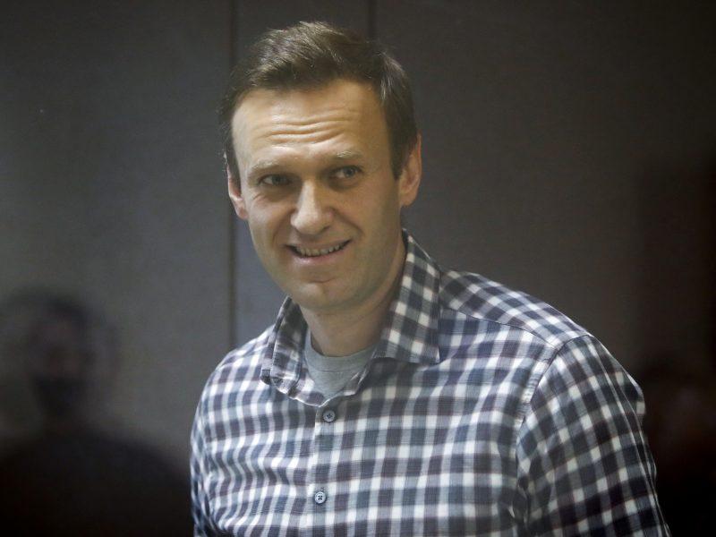 Gydytojai: A. Navalnas gali bet kurią akimirką patirti širdies smūgį