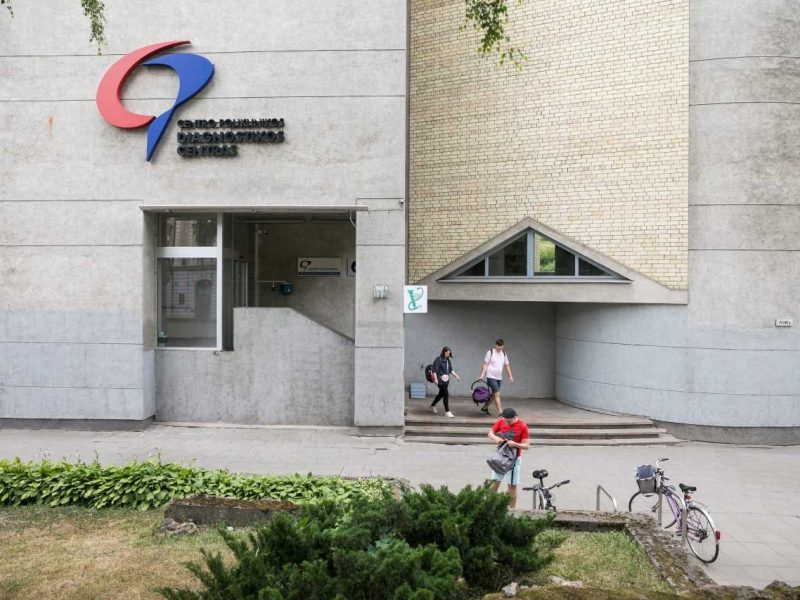 Sostinės Centro poliklinika turės naują priestatą