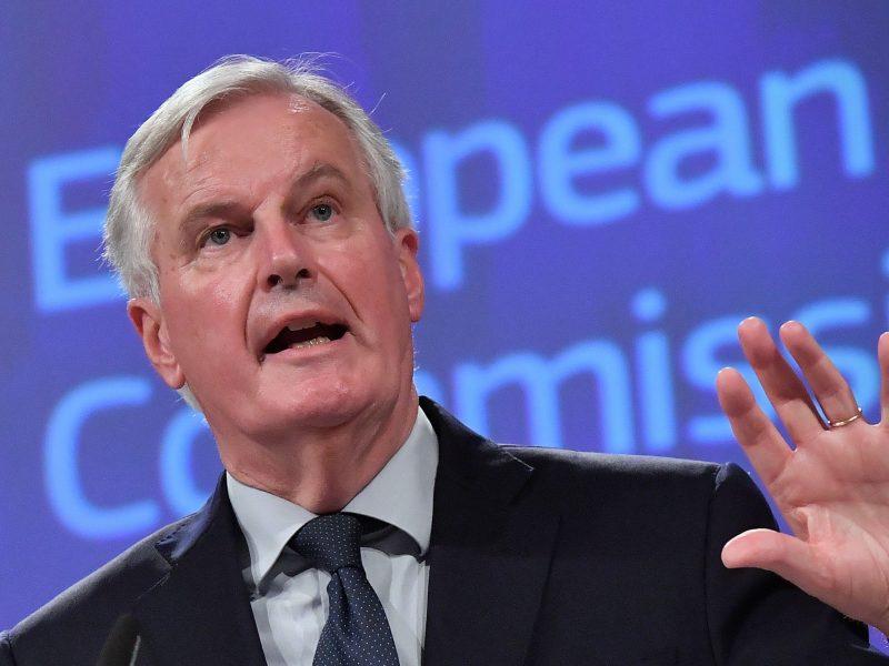 """Europos Sąjunga: JK reikia naujo """"Brexit"""" plano"""