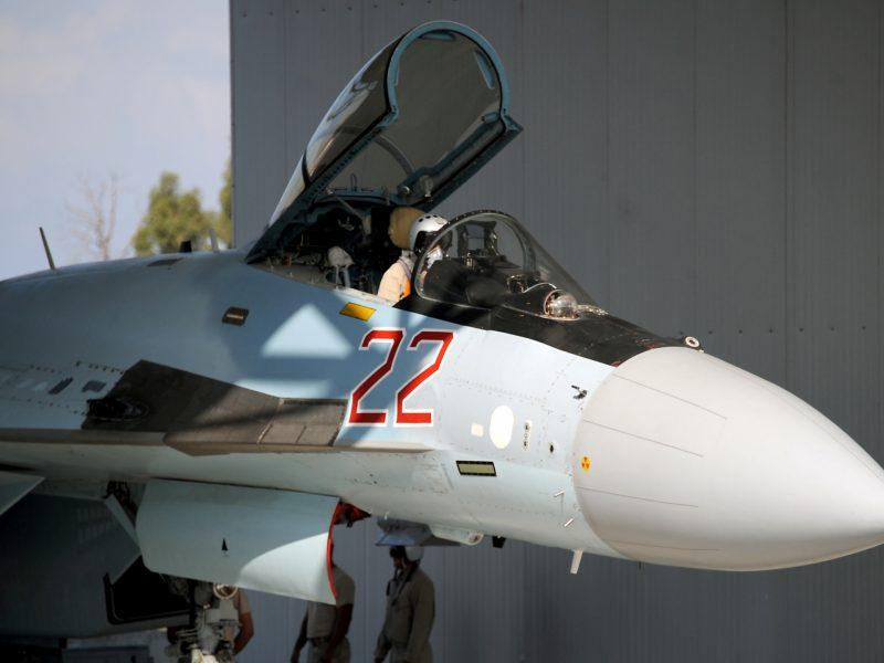 JAV: už rusiškų naikintuvų įsigijimą Egiptui gali būti skirta sankcijų