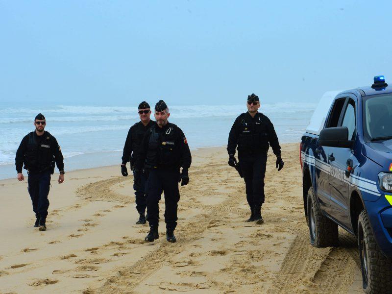 Prancūzija uždaro visus Viduržemio jūros paplūdimius