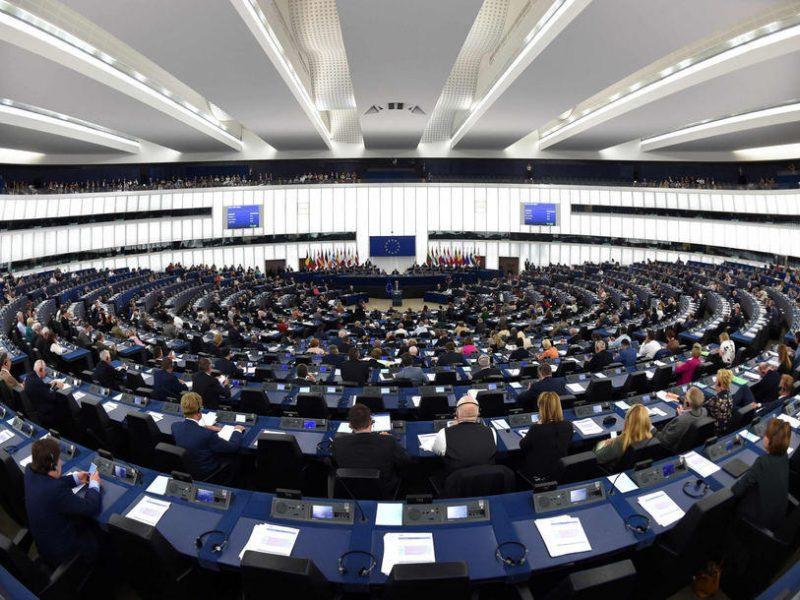 """Europos Parlamentas nebalsuos dėl """"Brexit"""" susitarimo anksčiau už britų parlamentą"""