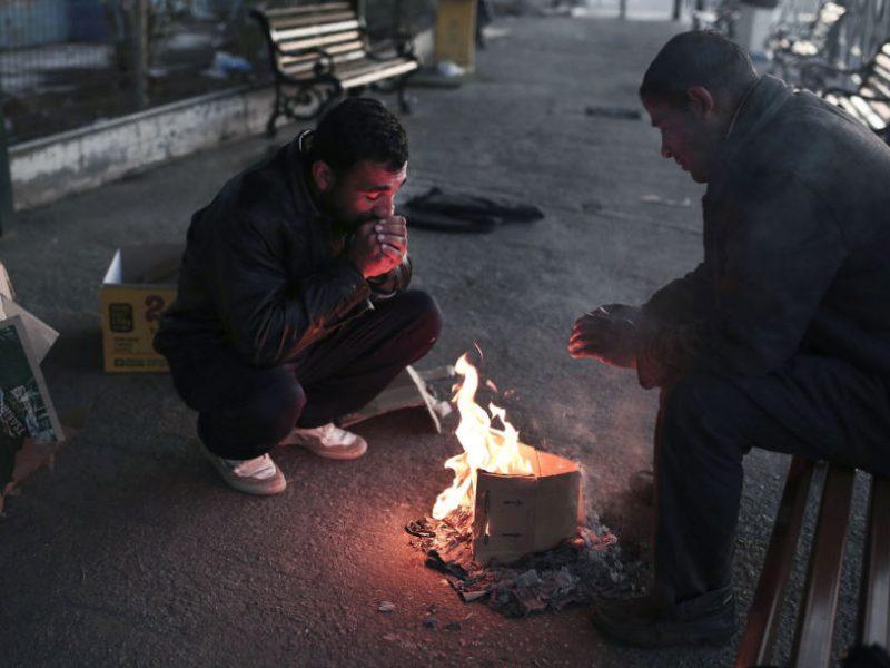 Prie Graikijos ir Turkijos sienos rasti šeši mirę migrantai