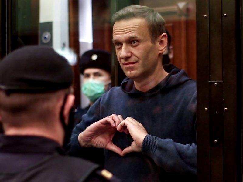 Rusija nusprendė neskųsti EŽTT sprendimo dėl kompensacijos išmokėjimo A. Navalnui