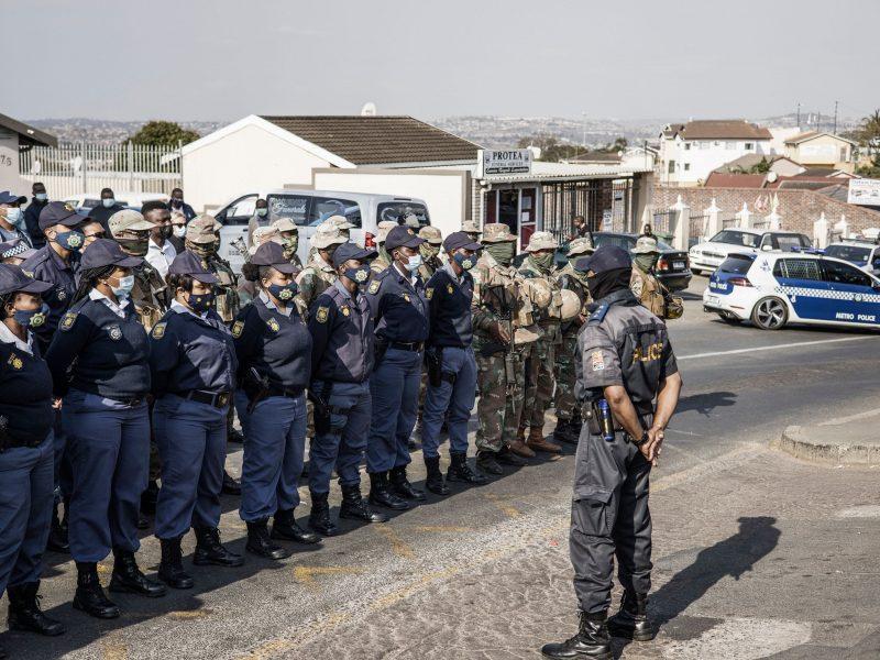 Per neramumus Pietų Afrikoje žuvo iš viso 276 žmonės