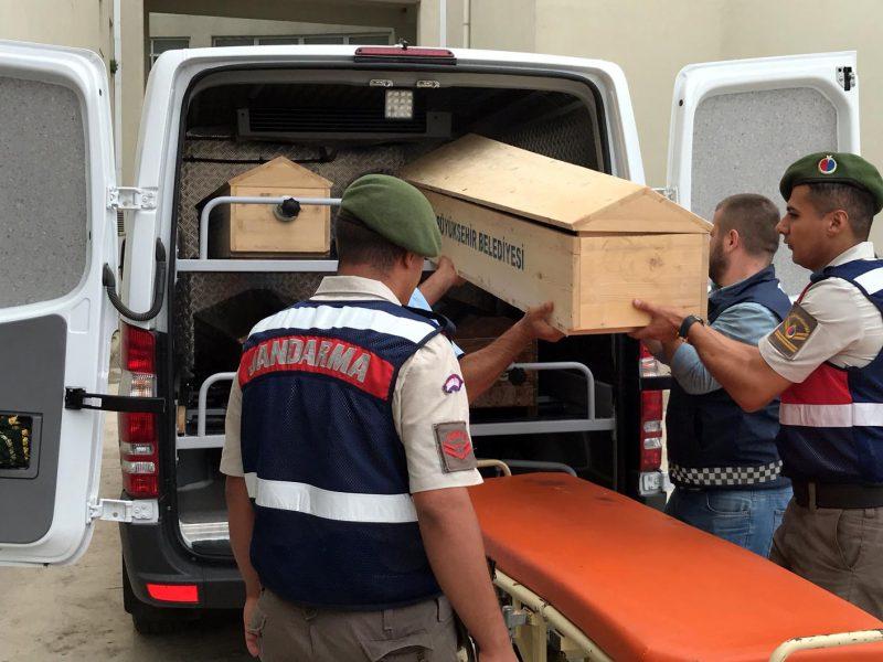 Prie Turkijos krantų nuskendus laivui su migrantais, 19 žmonių žuvo, 11 dingo