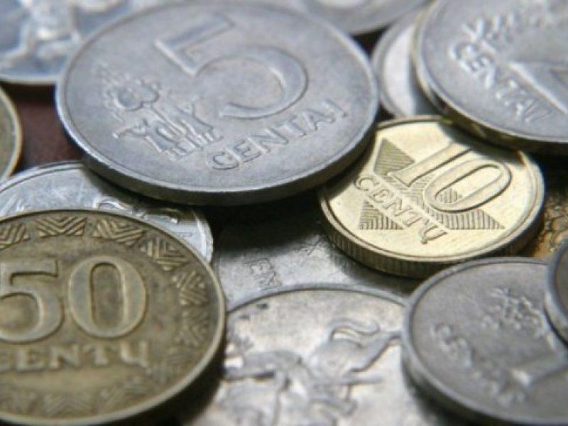 Gyventojai paskutinius lietuviškus centus dosniai aukoja