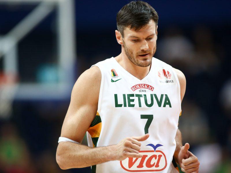 """D. Lavrinovičius tiki """"Žalgiriu"""": jie – 100 proc. verti Eurolygos čempionų titulo"""