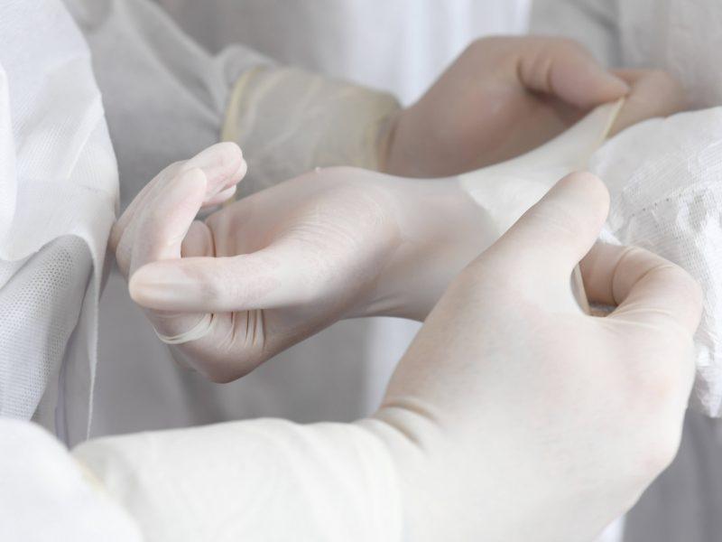 Afrikoje – pirmasis koronaviruso atvejis