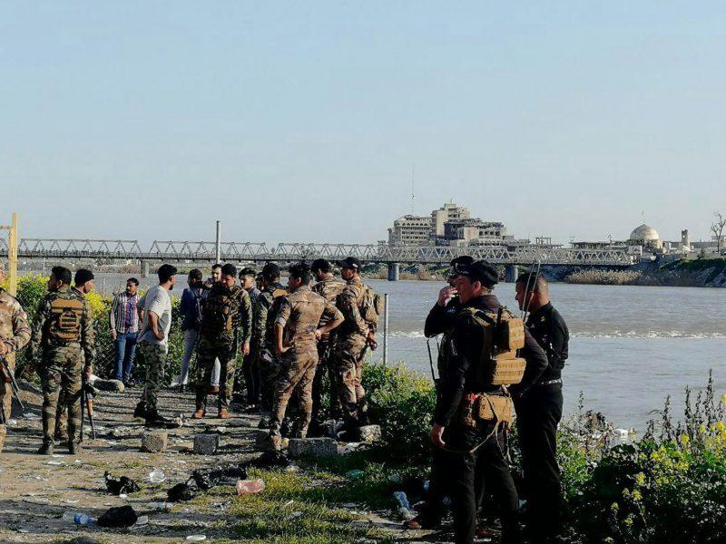 Irake nuskendus keltui, naujais duomenimis, žuvo 71 žmogus