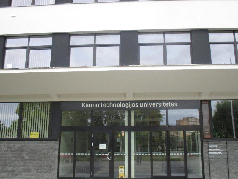 KTU ir MRU įveda nuotolinį mokymą