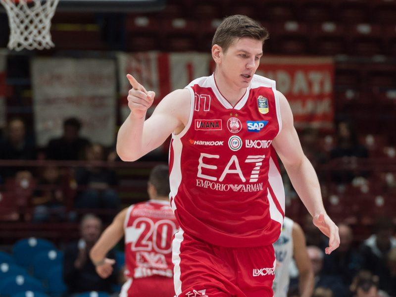 Lietuvos krepšininkai Milano komandai pelnė 26 taškus