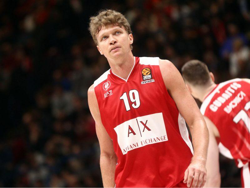 Lietuvos krepšininkai prie Milano ekipos pergalės prisidėjo 33 taškais