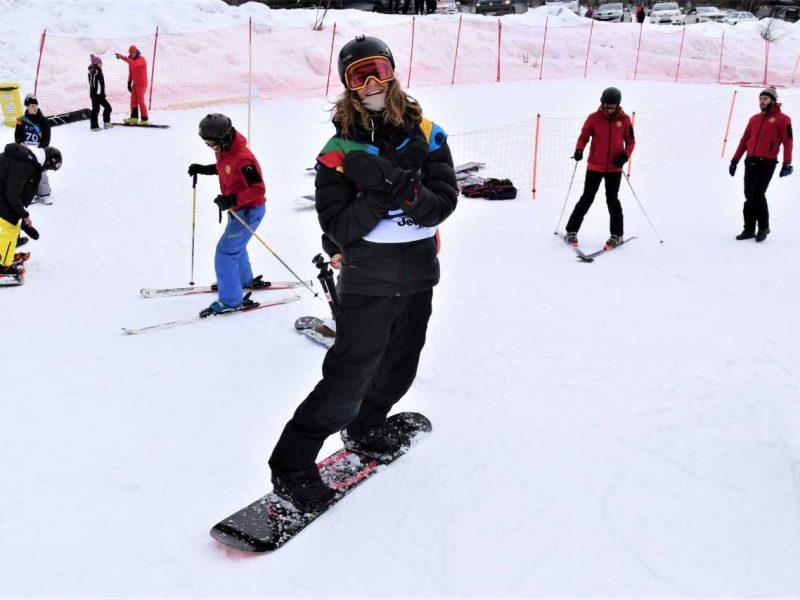 Snieglentininkas M. Morauskas pasaulio jaunimo čempionate užėmė 11-ąją vietą