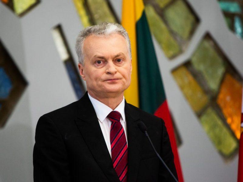 G. Nausėda: kišimasis į centrinio banko veiklą yra nepriimtinas