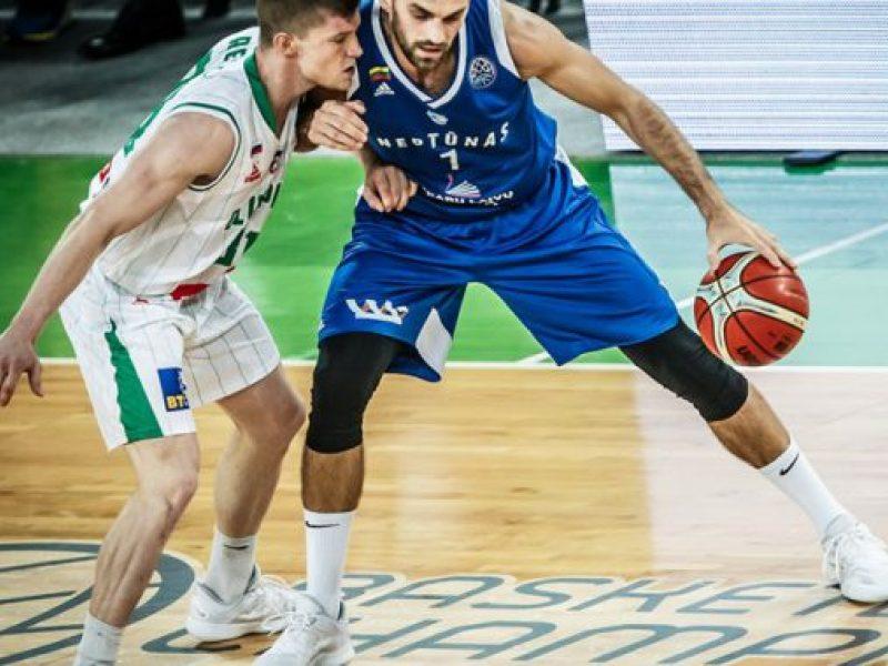"""FIBA Čempionų lyga: """"Neptūnas"""" svečiuose patiesė """"Petrol Olimpija"""" ekipą"""
