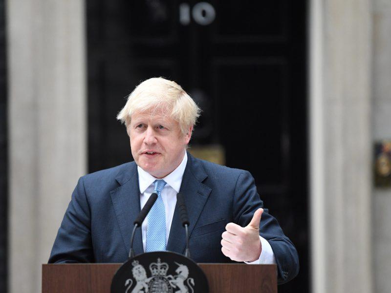 JK premjeras atmetė Škotijos prašymą leisti vėl surengti nepriklausomybės referendumą