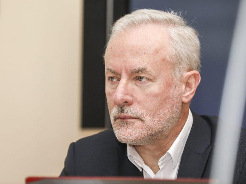 Į Seimo vicepirmininko pareigas pasiūlytas J. Razma: noriu geresnės įstatymų leidybos