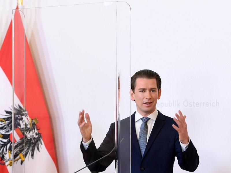 Austrija padidino antikrizinių priemonių paketą iki 50 mlrd. eurų