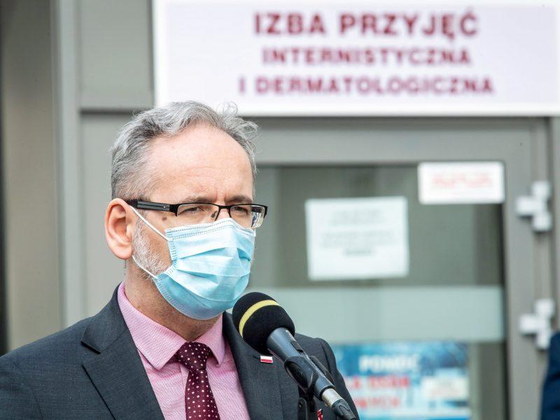 Lenkijoje nustatyta užsikrėtimo braziliškąja koronaviruso atmaina atvejų