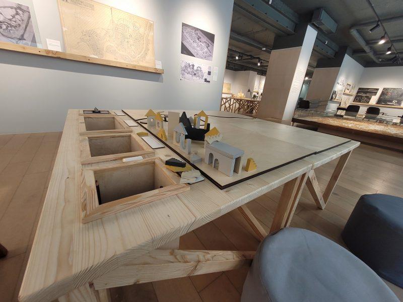 Vilniaus muziejuje atidarytoje naujoje parodoje – nerealizuotos miesto vizijos