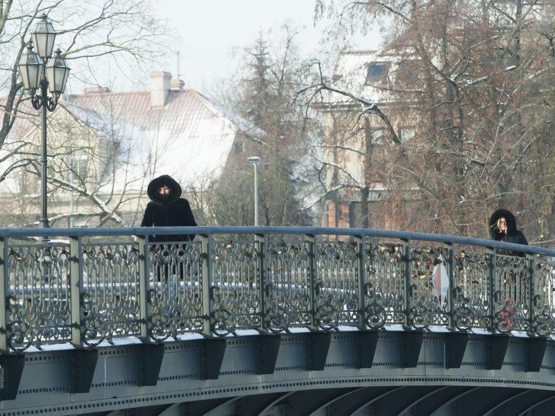 Savaitgalis bus šaltokas, šalti orai dar gali nesitraukti ir savaitės pradžioje