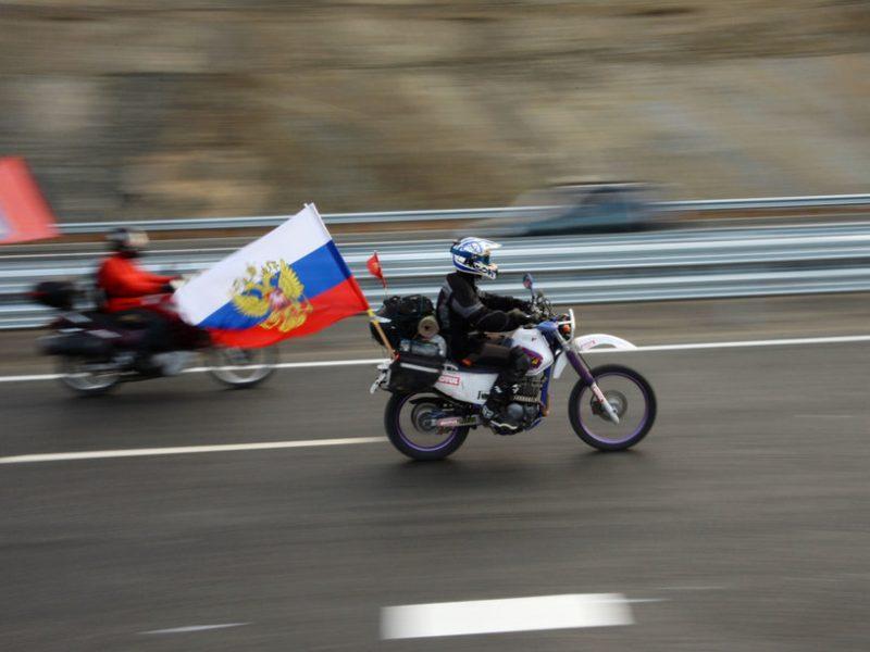 Kijevas smerkia EP narių vizitą Kryme per balsavimą dėl Rusijos konstitucijos pataisų