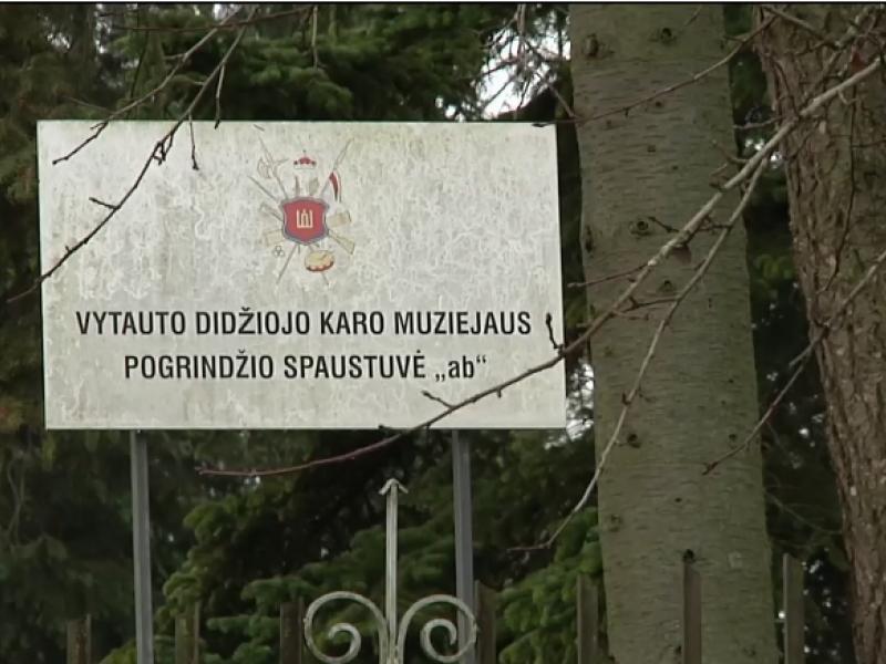 Šiltnamyje dešimtmetį buvo kuriama Lietuvos istorija