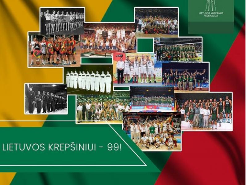 A. Sabonis pasveikino krepšinio bendruomenę su 99-uoju gimtadieniu