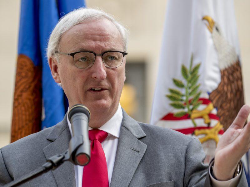 JAV vyriausybė siūlo rinkti dokumentų neturinčių migrantų DNR