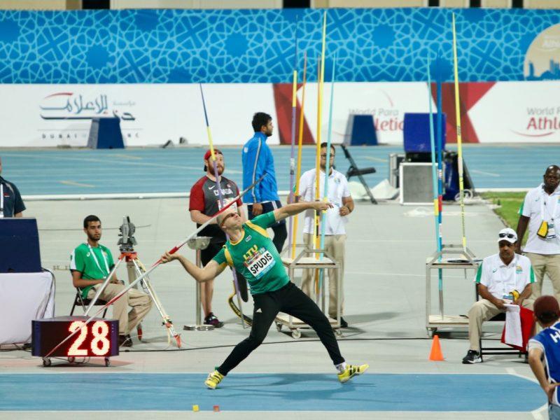 Dubajuje – J. Spudžio rekordas ir K. Skučo nusivylimas