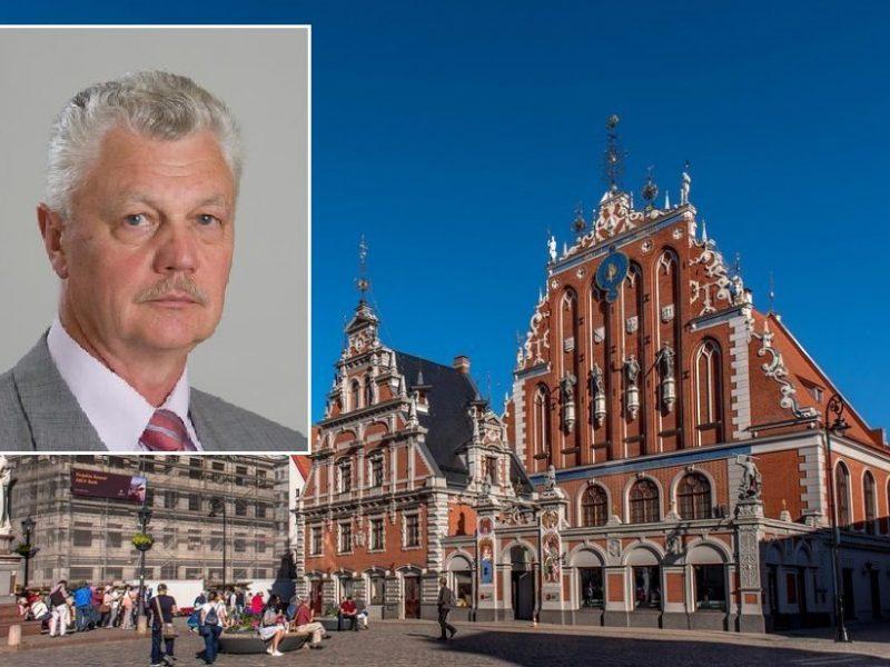 D. Turlaisas per balsavimą dėl nepasitikėjimo neteko Rygos mero posto