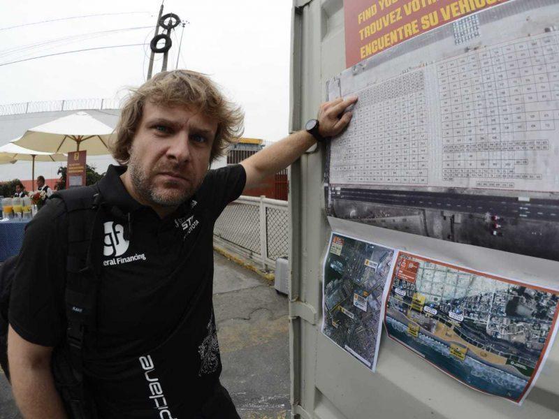 B. Vanago gerbėjų kelionė į Pietų Ameriką –  įveikė Dakaro ralio atstumą