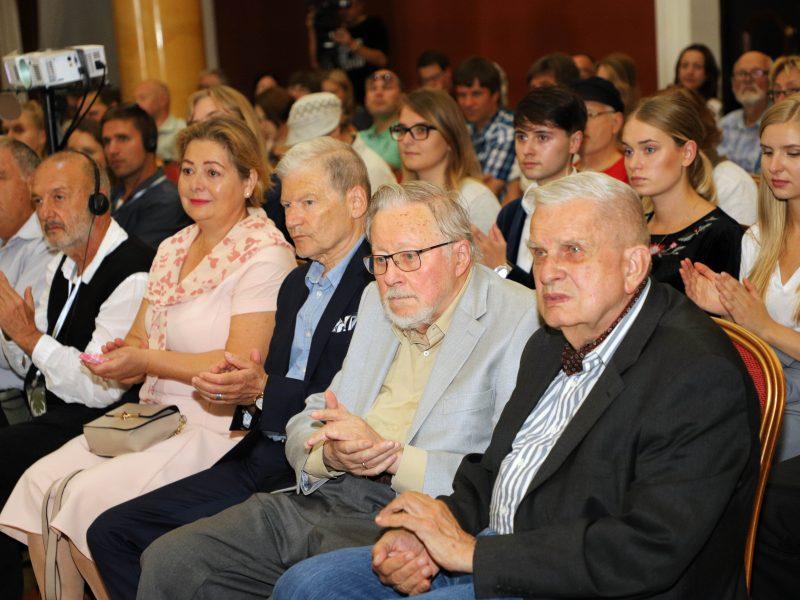 T. Venclova: atkurti žydiško Vilniaus audinį – moralinė Lietuvos pareiga