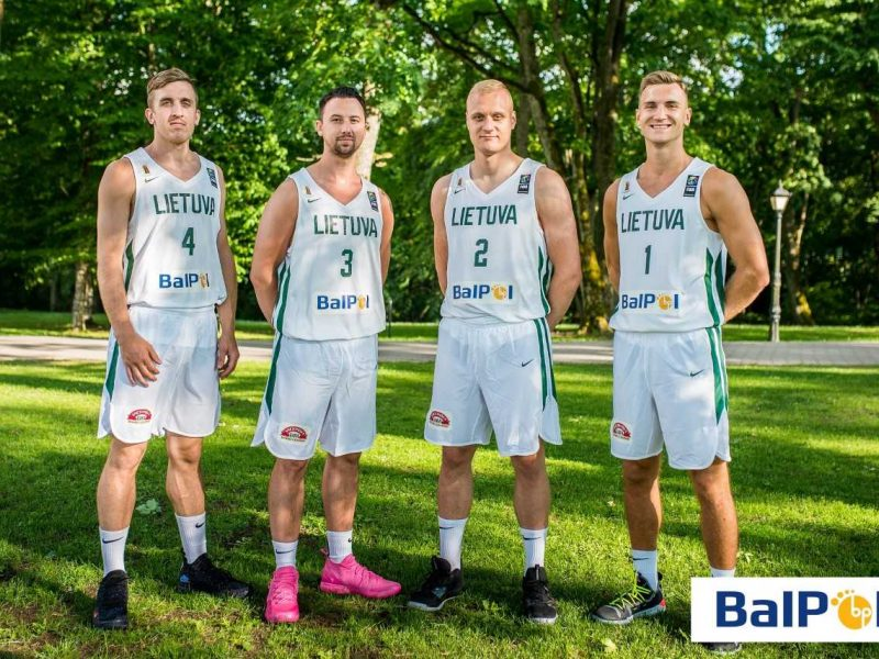 Pasaulio čempionate spręsis Lietuvos rinktinės likimas, startuos ir Europos žaidynės