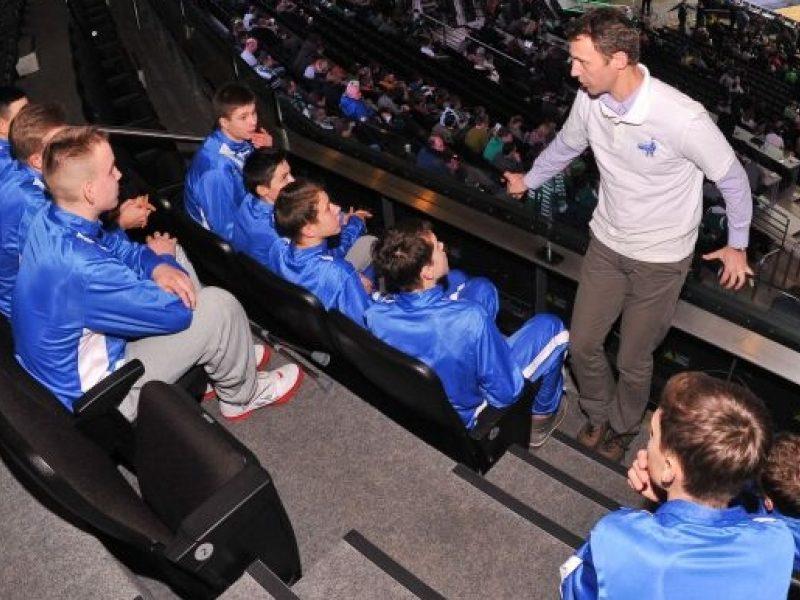 R.Paulauskas: ateities krepšininkas sugebės žaisti keliose pozicijose