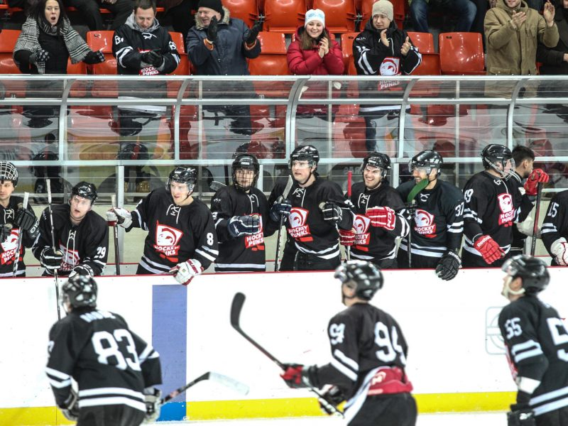 Paskutinis jėgų išbandymas prieš Lietuvos ledo ritulio čempionato atkrintamąsias