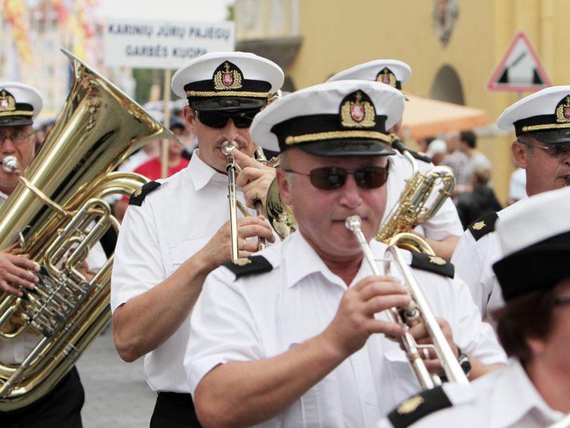 Orkestrui gresia jubiliejus