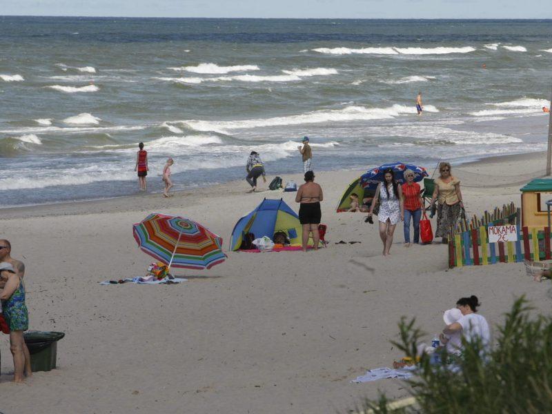 Gelbėtojai iš jūros ištraukė du skendusius žmones