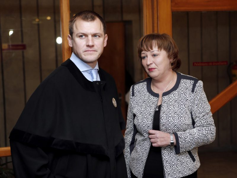 Teismas atmetė buvusios prokurorės skundą dėl atleidimo