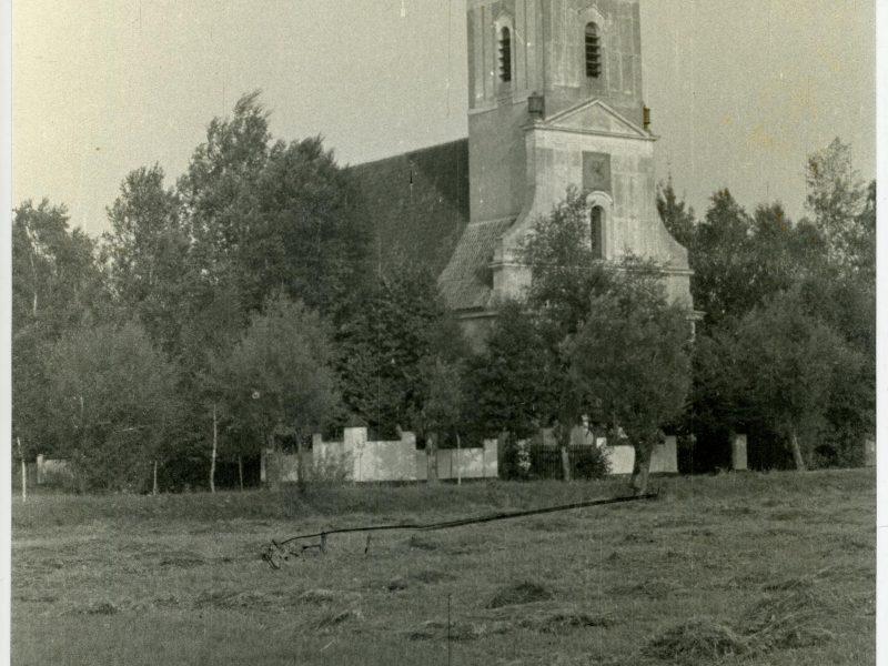 Karklės bažnyčios atstatymas pakvipo kriminalu