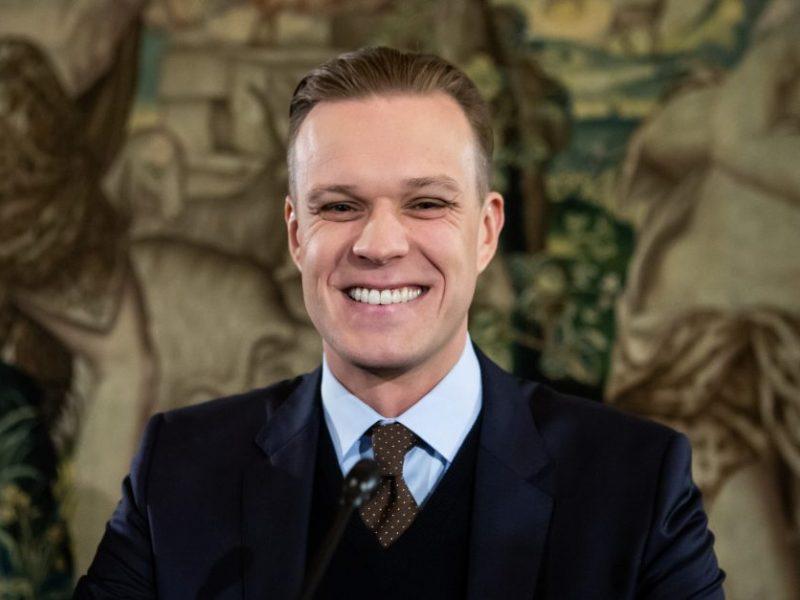 G. Landsbergis rinkimus vadina kuklia konservatorių pergale