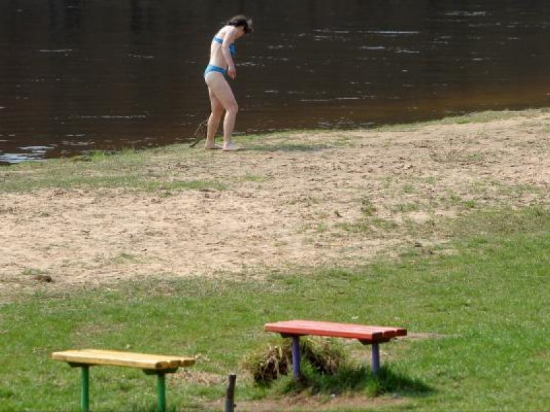 Vilnius ruošiasi maudynių sezonui