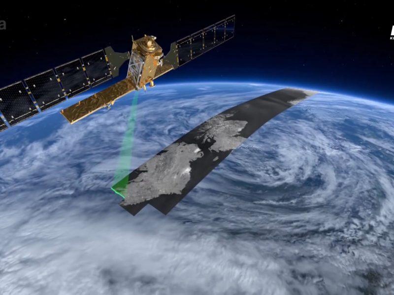 Žvilgsnis į mūsų planetą – iš kosmoso